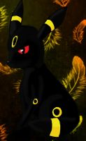 Umbreon -contest prize- by N30N-KITTY