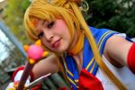 Sailor Moon: Gorgeous Meditation by VandorWolf