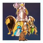 Narnia (character design) by AbyssWatchers