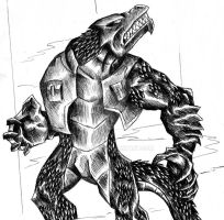 Killer Croc (The Batman) by Miss-DNL