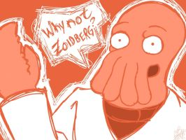 Why Not Zoidberg? by Berrystuff