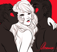 Obsession by MaryLittleRose