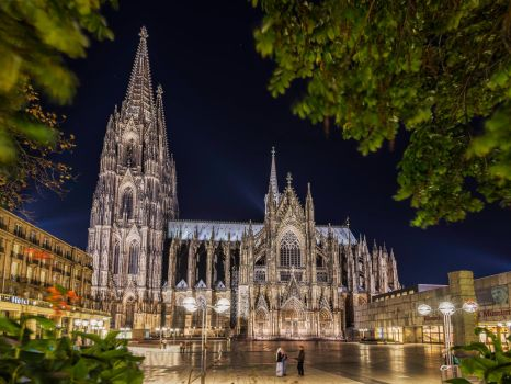 Cologne - The cathedral by roman-gp