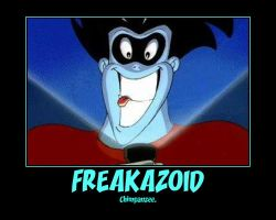 Freakazoid Motivator by YTPArtist