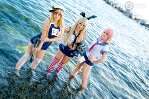 Kancolle_group by ryuuCosplay