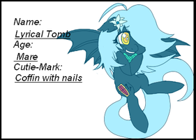 Adoptable Bat Pony CLOSED by MournVeil