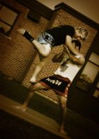 Muay Thai 9 by Heinonen