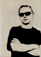 Martin Lee Gore by JonsDevotion