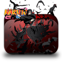 Naruto Shippuden Folder Icon by Minacsky-saya