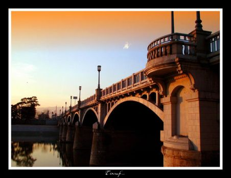 the Bridge of love by titeuf
