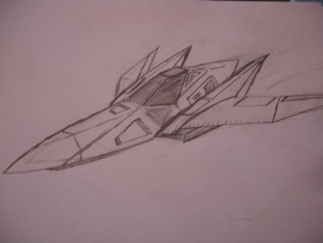 The Arwing by Spartan-039