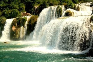 Kroatien, Nationalpark Krka by deNanichan