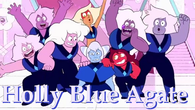 HollyBlue Agate is Beautiful by Omi-New-Account