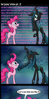 Im'pony'ation pt.2 by SubjectNumber2394