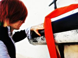 Lavi Bookman cosplay by Shoratime-vocaloid