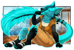 CM - Blue by MATicDesignS