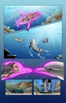 Project: Archangel issue 0 pg2 by toddrayner