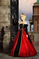 Elise in the Castle 04 - BFT by palmacosplay