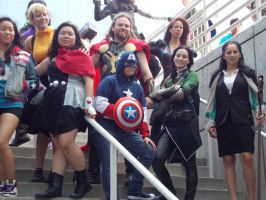 AX2014 - Marvel/DC Gathering: 040 by ARp-Photography
