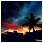 Sunset HDR by byCavalera
