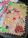 BADBAD Sketckbook for auction! (ends at feb.15) by C2ndy2c1d