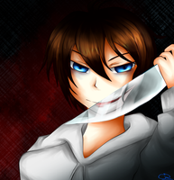 [CREEPYPASTA] Two-edged knife by XxkaibutsukoxX