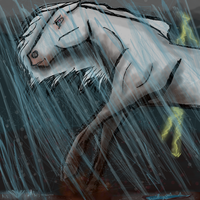 through the rain by lipazzaner