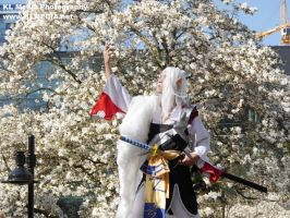 Playtime's Over- Sesshomaru Cosplay by POOTERSS