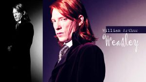 William Weasley by Murder-she-snored