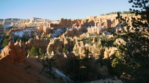 Queens Garden Trail, Bryce Canyon N.P., Utah by PamplemousseCeil