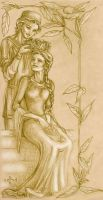 Queen of the Tale. by elianthos80