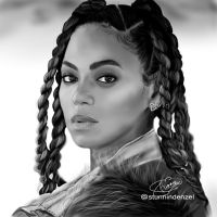 Beyonce by luxuryzz
