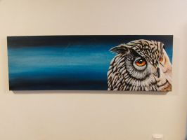 Eagle Owl by NilleMusic