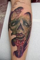 freestyle zombie...in progres by graynd