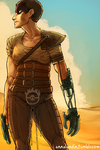 Mad Max: Furiosa by smokewithoutmirrors