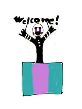 Welcome! by Frixen