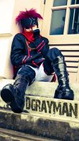D.Gray-man : Lavi by ashteyz