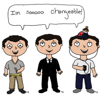I'm Soooo Changeable! by TheSimpsonsFanGirl