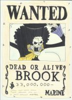 Wanted Brook by zlizroswell