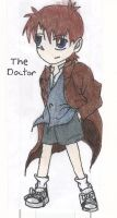 Doctor Who: Child Doctor by RandomDraggon