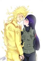 ::NaruHina:: by Stray-Ink92