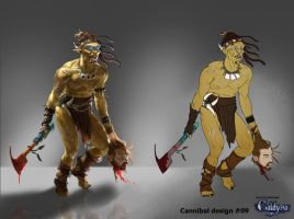Cannibal design 09 rendered by Suzanne-Helmigh