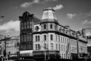 Downtown Guelph by SaieraElfy