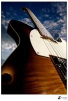 Telecaster to heaven by Rafport