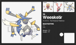 115: Weesketir by LuisBrain