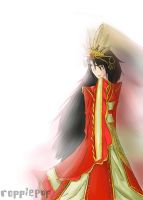 Jia Empress of China by roppiepop