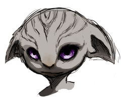 Asura Portrait by o0Mythius0o