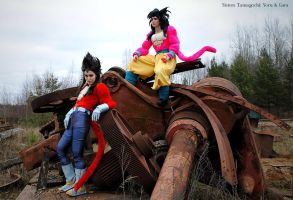 DRAGON BALL GT by Sisters-Tamagochi