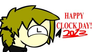 Yay, Clock Day! by combine345