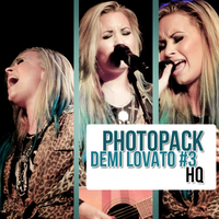 Photopack Demi Lovato #3 by PhotopacksResources
